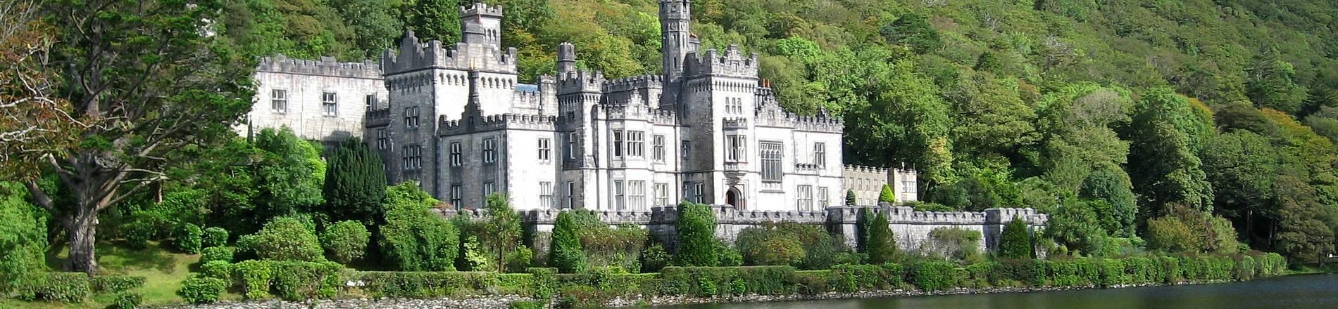 Irsko mjesto za upoznavanje putnika